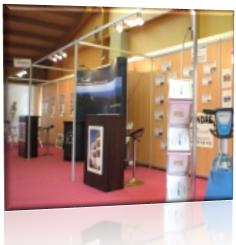 Etudes expositions equipements de congr s for Amenagement stand foire exposition